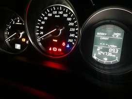 Mazda cx-5 gt dijual mobil rawatan rutin