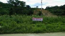 Tanah Strategis Pinggir Jalan, Luas dan Murah