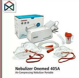 NEBULIZER ONEMED 405A/ ALAT UAP INHALER/ ALAT BANTU PERNAPASAN