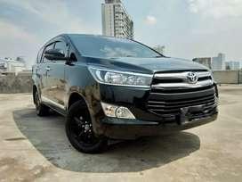 Toyota Kijang Innova G Diesel AT 2017 Hitam
