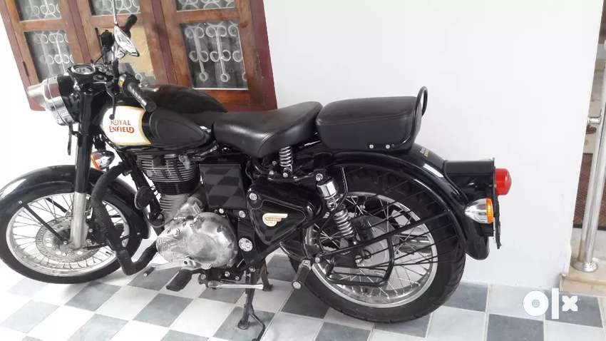 2018 june model Royal Enfield CI 0