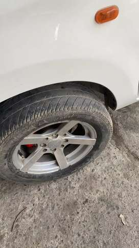 ALLOY WHEEL 13 INCH WITH TYRE