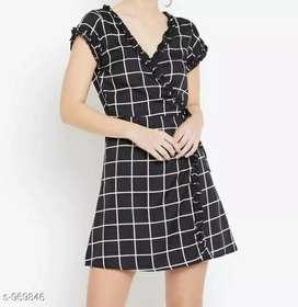1 Piece Of Women's Dress