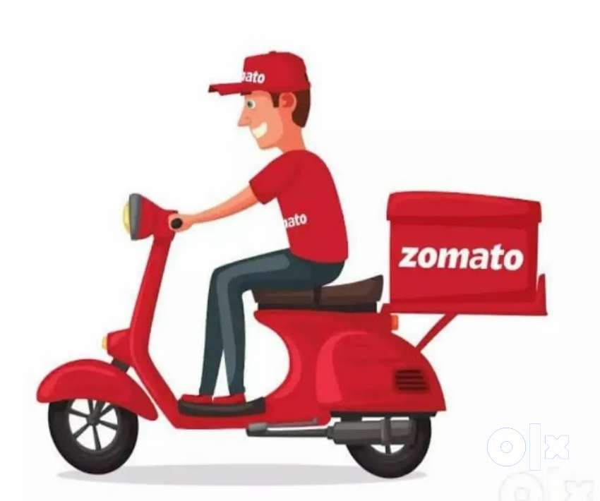 Delivery Executive or partners for Zomoto