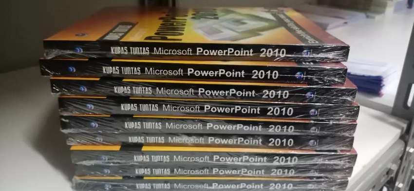 Buku Belajar Ms Power Point, Ms Word, Ms Excell 0