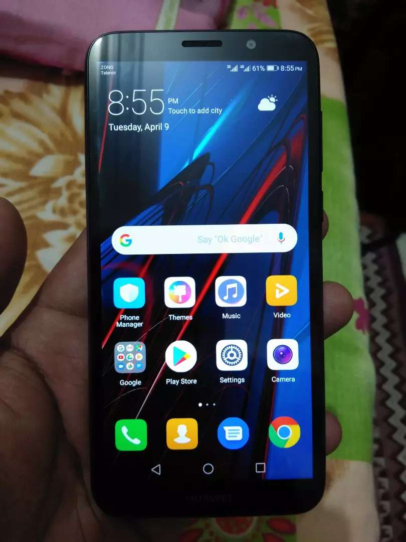 Huawei Y5 Prime 2018 with 8month warranty 0