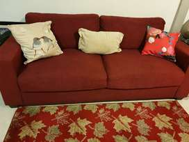 3 seater very comfortable sofa