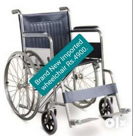 BRAND NEW WHEELCHAIR RS.4900