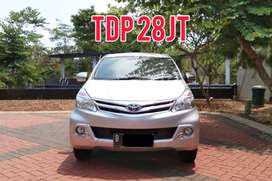Toyota Avanza G AT 2014 sangat istimewa !