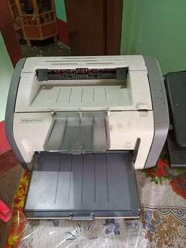 H P Laser Jet 1020 Plus Printar