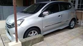 Toyota Agya 2014 S TRD AT istimewa