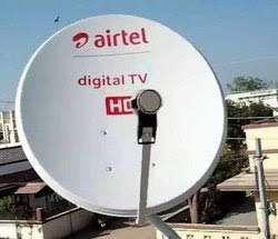 Floor Mounted Airtel Dish Antena