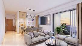 2 BHK Apartment for Sale in Hadapsar at Rs.64 Lac only