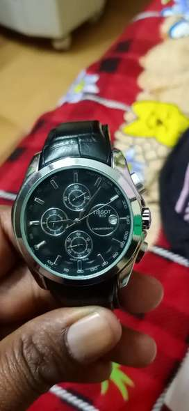 Tissot chronograph watch for sale