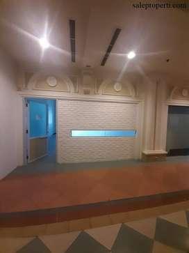 Space Tenant Office Belleza Shoping Arcade 5x16m Lantai 3 Jual Murah