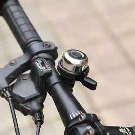 bel sepeda satu kali tekan bunyi dua kali