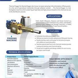 Fogging machine at best price quality product