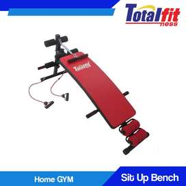 Sit Up Bench Alat Fitness Murah Solo