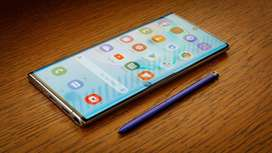 Urgent money requried only 1 month old samsung note 10 aura glow colou