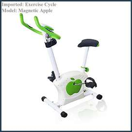 Exercise Cycle,  Get fit or stay sick. A New Year,  A New You. Fitness