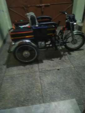 Bike for sail good condition