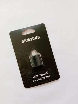 OTG USB tipe C samsung