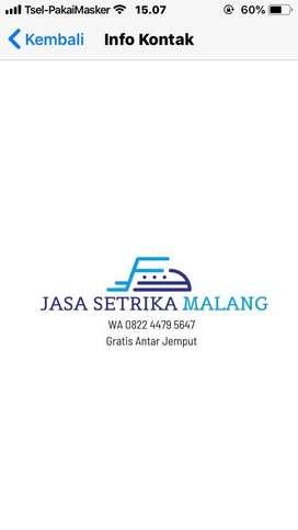 Jasa Setrika Malang