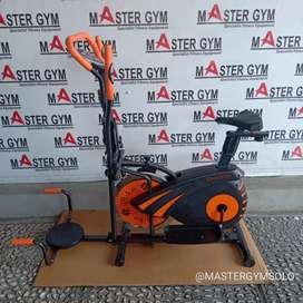 Sepeda Statis Sports QR/623 - Alat Fitness - Kunjungi Toko Kami