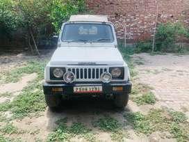 Maruti Suzuki Gypsy 2004 Diesel Good Condition