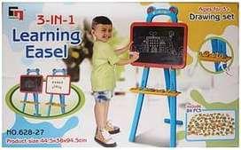 Learning Easel Papan Belajar 3 in 1