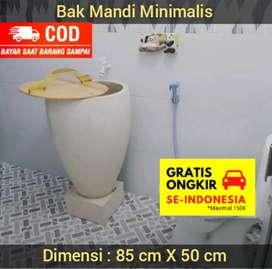 Bak Mandi Original Terraso Bakul Malang / COD / Free Ongkir