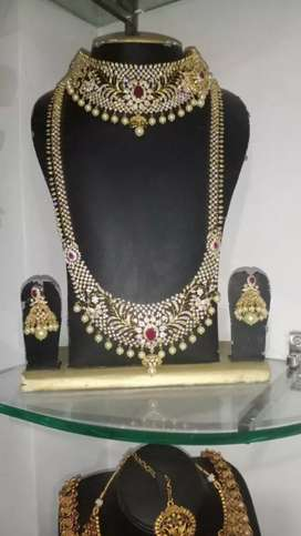 For beauty parlour  bridal studio
