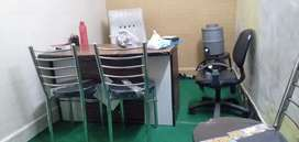 sharing office for rent