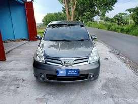 Nissan grand Livina 1.5 abu-abu