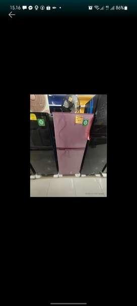 Kredit kulkas  sharp satu pintu tanpa jaminan proses cepat dan mudah