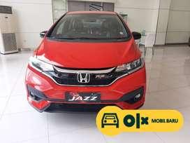 [Mobil Baru] TDP 35jt Honda Jazz RS CVT 2020 Termurah