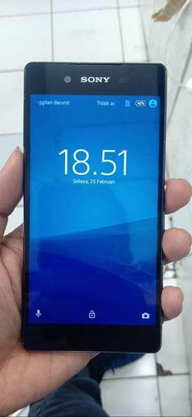Sony Z3+ 3/32 4G LTE Bekas Normal Bawaan Hp dan Casan Nett Aja