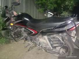 Honda cb shine 125cc   smooth pick up and in good condition