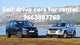Self drive car rentals in Bangalore