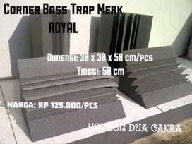 Corner Bass Trap Foam Royal Serim