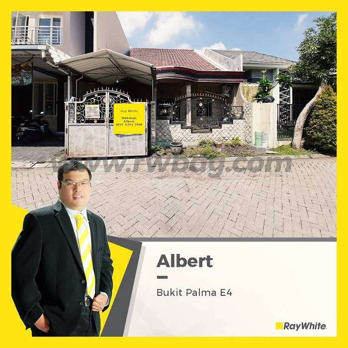 Rumah Dijual di Bukit Palma Blok E4, Citraland 0