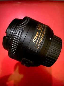 Nikon 35mm AF-S DX 35mm f/1.8G