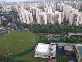 Available 1 bhk furnished flat for rent in casa rio lodha palava City
