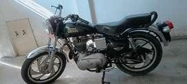 Modified bike