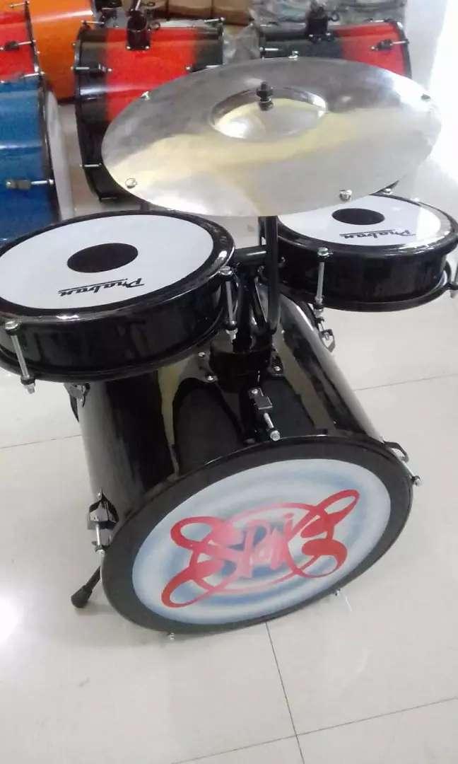 Drum alat musik Anak 0
