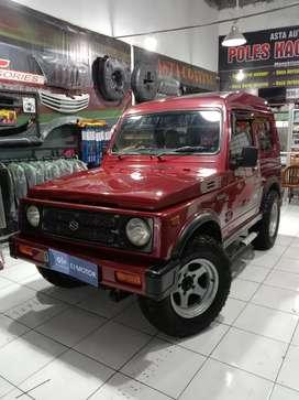 Suzuki katana GX 1996 istimewa termurah