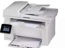 Hp m130 fw printer remain warranty 8 months one extra cartridge tonor.