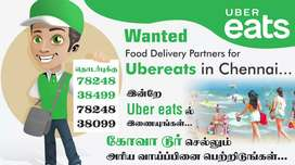 food delivery partners needed in pallavaram
