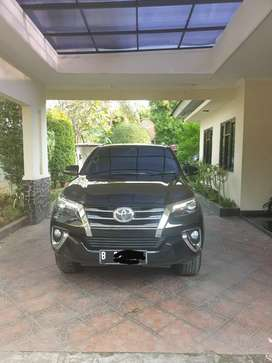Fortuner VRZ 2017 AT Diesel Dex