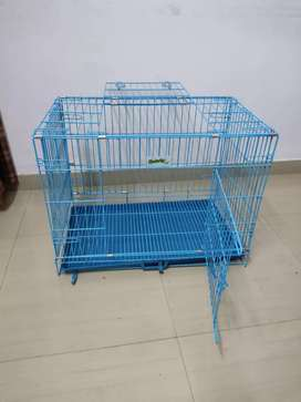 Foldable Dog's crate